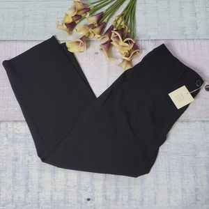NWT Good Luck Gem Cropped Dress Pants
